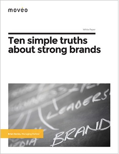 10 simple truths about strong brands
